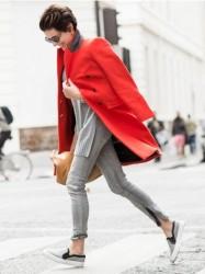 Le manteau de Garance Dorée chez Zara - 139€