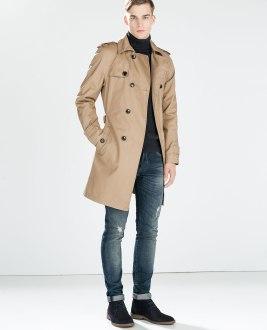 Trench XL Zara 139€