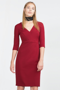 Robe tube, Zara, 49,95€