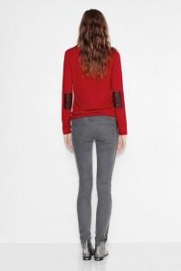 Pull en laine à détails sequins, Zadig & Voltaire, 170€