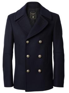 Caban en laine, 149€