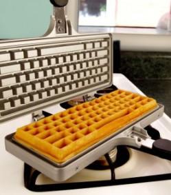 gaufrier-clavier-d-ordinateur