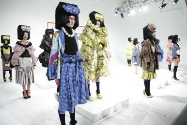 Laurence and Chico presentation, Fall Winter 2017, New York Fashion Week, USA - 11 Feb 2017