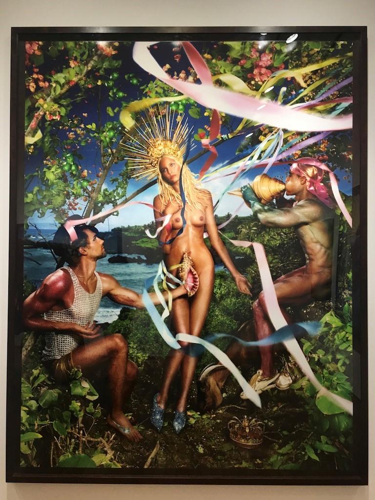 «Rebirth of Venus»
