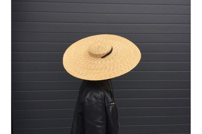 Chapeau de paille façon provençale